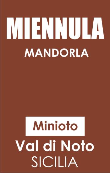 miennula - mandorla del val di noto Minioto